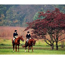 Before the Hunt Photographic Print