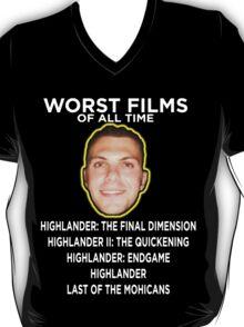 Ken's Film List T-Shirt