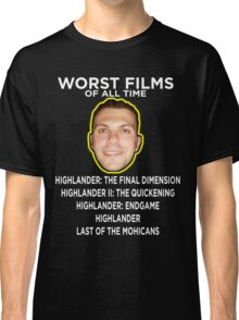 Ken's Film List Classic T-Shirt