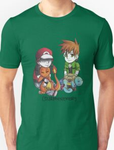 Small Red and Green Guys T-Shirt