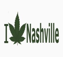 0107 I Love Nashville by Ganjastan
