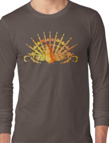 Thanksgivukkah, or Chunuksgiving  Long Sleeve T-Shirt