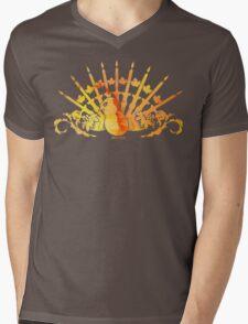 Thanksgivukkah, or Chunuksgiving  Mens V-Neck T-Shirt