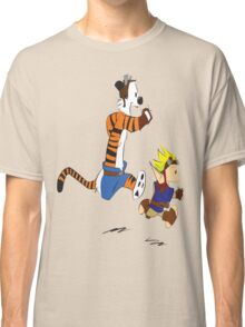 Calvin and Hobbes Jak And Daxter Classic T-Shirt