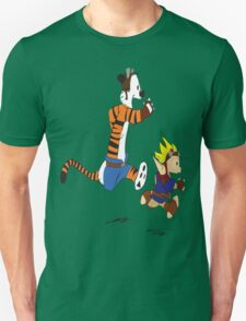 Calvin and Hobbes Jak And Daxter T-Shirt