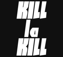 Kill la Kill - Center White by MedukaMeguca