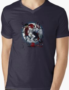 Marshall Lee & Marceline Mens V-Neck T-Shirt