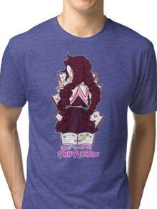 touko fukawa- dont touch my manga shirt Tri-blend T-Shirt