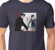 Sylar & Gabriel Gray Unisex T-Shirt