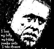 Charles Bukowski by brett66