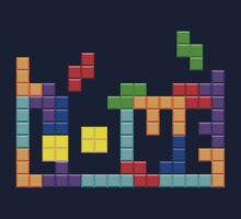 Tetris Love Kids Tee