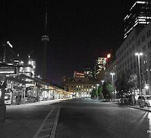 Night at Union Station by srosu
