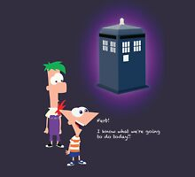 Hey Ferb, I Know What We're Going to Do Today T-Shirt