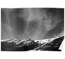 Cloud streams I Poster