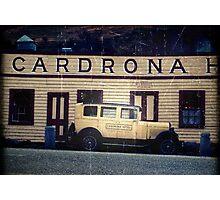 Cardrona Hotel Photographic Print