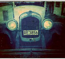 Cardrona car by geophotographic