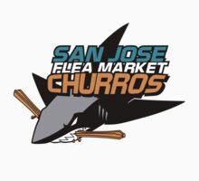 San Jose Flea Market Churros by themarvdesigns
