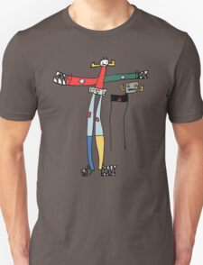 Five-year-old Voltron T-Shirt