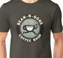 Bean N Gone Coffee Shop Unisex T-Shirt
