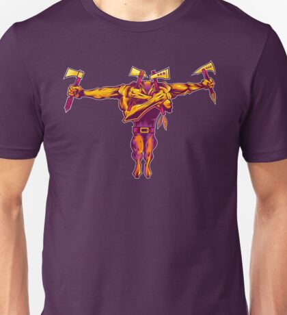 T is for Tomahawk Tommy Unisex T-Shirt
