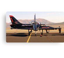 L-39 Patriot Jets Canvas Print
