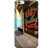 You go east, I'll go west iPhone Case/Skin