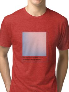 PANTONE 2016 COLORS OF THE YEAR Tri-blend T-Shirt