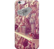 Don't kill my vibe iPhone Case/Skin