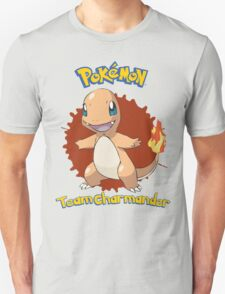 Team Charmander - Pokemon X Y T-Shirt