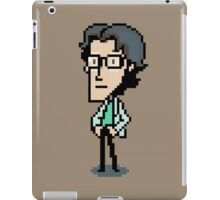 Otacon Sprite - Metal Gear Solid 2 / Sons of Liberty iPad Case/Skin