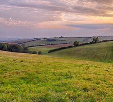 Evening Stroll by Geoff Carpenter