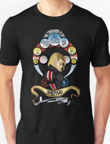 The Commander is my Shepard (BLONDE EDITION) T-Shirt