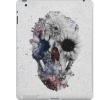 Floral Skull 2 iPad Case/Skin
