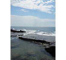 Calm Surf Rock Pool Photographic Print