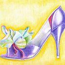 Flower Heels by RagAragno