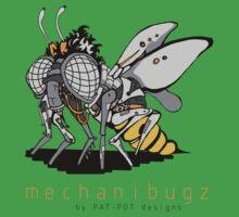 Mechanibugz [Bee] by Pat-Pot  Designs