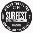 SURFEST 2014 by Throwing  Buckets Magazine