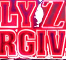 Only Zod Forgives Sticker