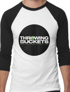 throwingbuckets.com.au Men's Baseball ¾ T-Shirt