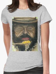 Bud Spencer & Beans Womens Fitted T-Shirt