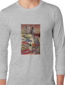 Vintage toys Long Sleeve T-Shirt