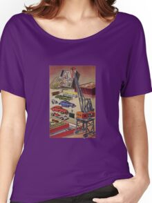 Vintage toys Women's Relaxed Fit T-Shirt