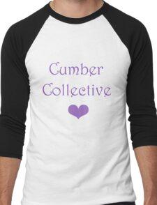 Cumber Collective <3  Men's Baseball ¾ T-Shirt