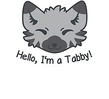 Hello, I'm a Tabby! by ImpyImp