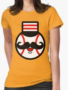 Cincinnati Redlegs Womens Fitted T-Shirt