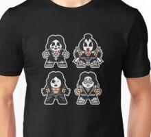 Mitesized Kiss Unisex T-Shirt