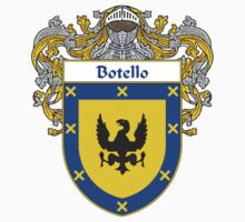 Botello Coat of Arms/Family Crest Kids Clothes