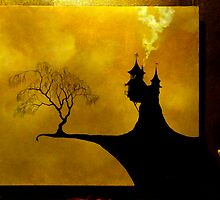 Precarious Living by Al Bourassa
