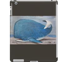 """Beached but not Battered"" iPad Case/Skin"