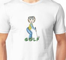 golfer Unisex T-Shirt